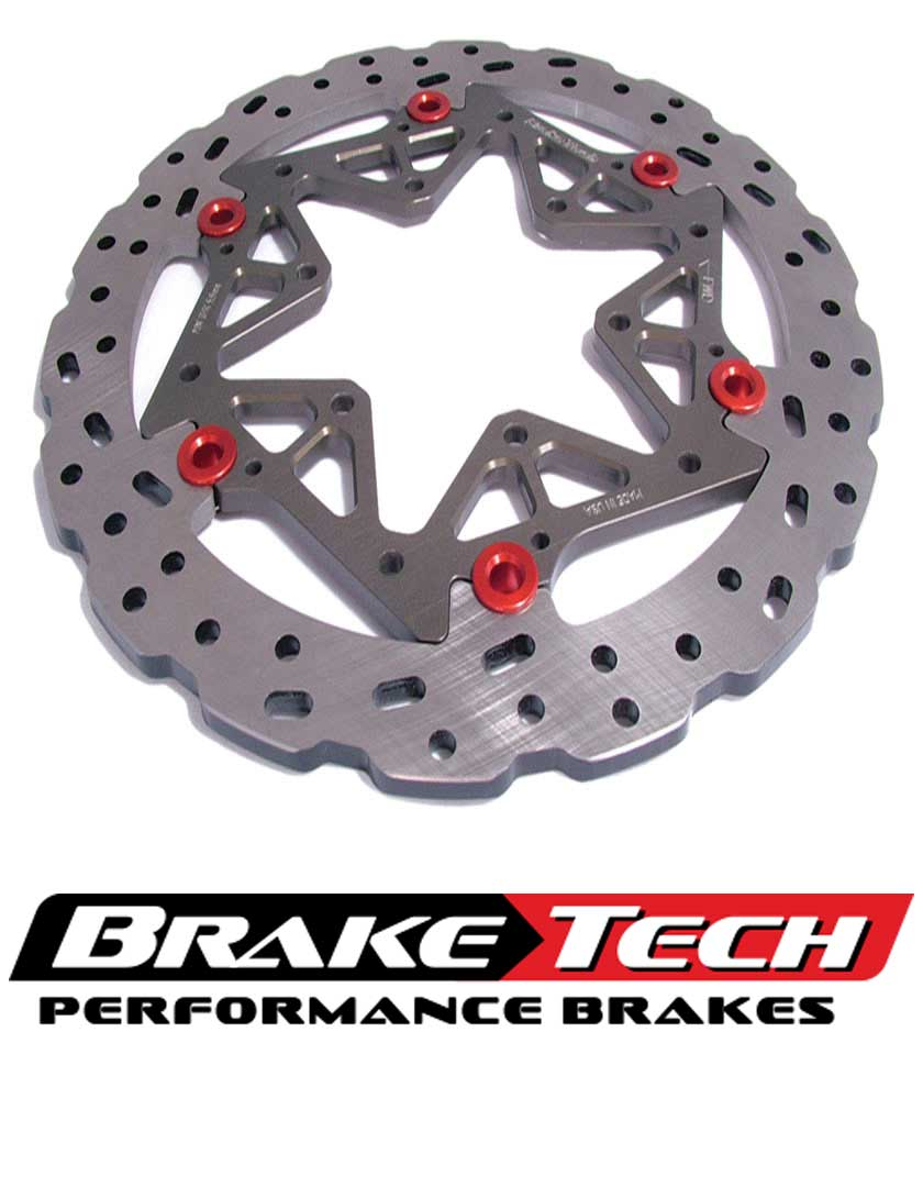 Front Brake Disc Stainless